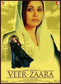 Orginal Poster from the movie, Veer Zaara (2004)