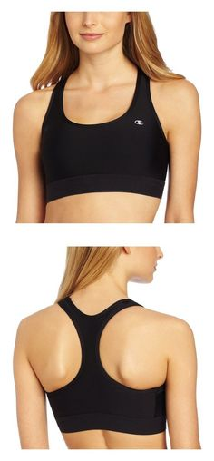 4ce73f39243d1  11.95 - Champion Women s Absolute Workout Sport Bra Black  champion
