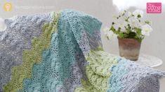Antigua+Crochet+Throw