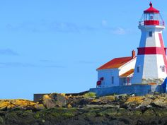 Lighthouse Eastport Maine