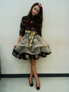modern short hanbok