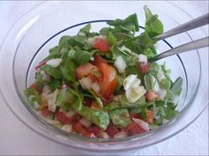 Hoje para jantar ...: Salada Americana com Molho French