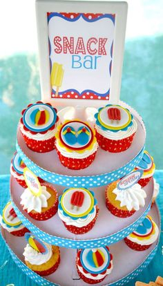 Splish Splash Summer Party Ideas | Photo 3 of 54 | Catch My Party