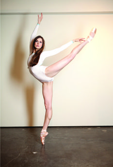 Mary Helen Bowers of Ballet Beautiful