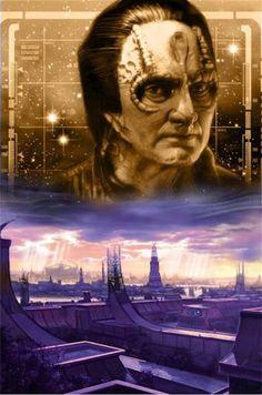 Worlds of Deep Space Nine - Garak
