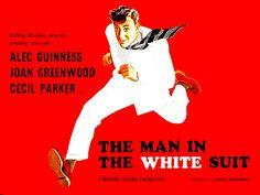 The Man In The White Suit  Retrato de la Obsolescencia Utópica
