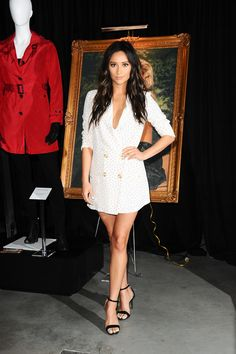 Shay Mitchell at the 'Pretty Little Liars: Made Here' Exhibit, Hollywood (14 June, 2017)