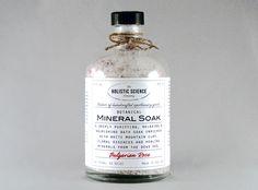 Mineral Soak - Bulgarian Rose