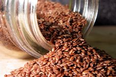 """Flax Seed Flax seeds are harvested from the flax plant, and are known to be somewhat of a """"superfood"""" due to their very high nutritious content. Flax seed is high Read More . Superfoods, Natural Hair Gel, Flaxseed Gel, Flaxseed Muffins, Fat Burning Foods, Natural Medicine, Natural Health, Natural Remedies, Natural Treatments"""