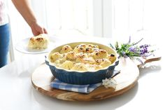 Coliflor gratinada con bechamel y queso | Velocidad Cuchara
