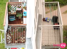 metamorphosis balcony before and after - on twojediy.pl