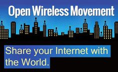 Open Wireless Router Let You Share Your Internet with the World http://thehackernews.com/2014/06/open-wireless-router-let-you-share-your.html #Security #Privacy