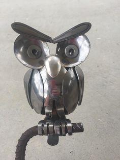 Cutlery owl #cutlerycreatures