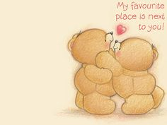 The forever friends bears for my forever friends thread