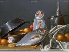 Resultado de imagen de bodegones de mariscos y frutas