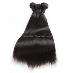 #Brazilianstraighthair is the most popular hair texture in the market and hot selling hair in our collections. This hair has been kept in the original states, cuticles are intact and run in same direction. #goodbrazilianhair