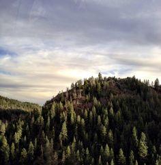 Outskirts of Sedona, AZ on the way to the Grand Canyon