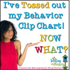 Now what do you do to keep the classroom running smoothly and behavior in check?  Here are solutions and ideas!