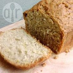 Cauliflower Sandwich Bread Loaf /by Vegan Richa Bread Recipes, Cake Recipes, Vegan Recipes, Cooking Recipes, Cooking Games, Cooking Classes, Summer Squash Bread, Yellow Squash Bread Recipe, Summer Squash Recipes