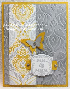 Wednesday, June 12, 2013 Stampin' with Paula: Smoky Slate and the Eastern Elegance Suite - Label Love, Eastern Elegance