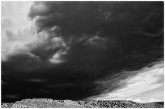 My friend Melinda Green Harvey's fabulously ominous New Mexico storm photo