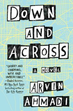 Down and Across by Arvin Ahmadi is available at the Ocean County Library! Click the link to request this book and find your new favorite! Great book for lovers of diverse authors, diverse main characters, and breaking stereotypes.