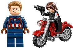 LEGO Superheroes 2016 Marvel & DC Sets Preview Incl Civil War. See The Sets www.FLYGUY.net  #lego #dc #marvel #superheroes #captainamerica #wintersolider #ironman #blackwidow #blackpanther #civilwar