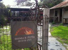 Russell's Pizza - Willunga