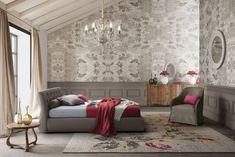 Pat tapitat cu spatiu de depozitare Gap #homedecor #interiordesign #inspiration #bedroomdecor #luxury #style #bedroom #decoration #colors Interior, Modern, Furniture, Design, Home Decor, Trendy Tree, Decoration Home, Indoor, Room Decor