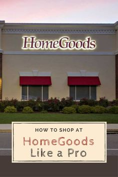 Before your next trip to this treasure trove of deeply discounted home wares, arm yourself with these helpful shopping tips.