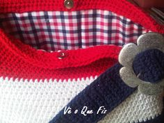 Vê O Que Fiz Crochet Handbags, Beanie, Facebook, Hats, Fashion, Crochet Bags, Moda, Hat, Fasion