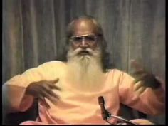 """Sucess in Life"" - Q & A with Swami Satchidananda (Integral Yoga)"