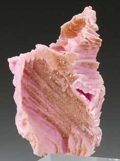 Cobaltoan Dolomite cast after Calcite Tsumeb Mine, Namibia