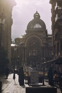Bucharest by Ioana Lupascu on Flickr.