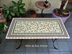 Mesa de mosaico                                                       …