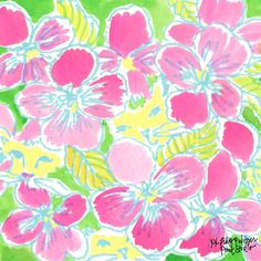 The last time we visited our muse she asked for a pansy print. Thinking of you today, Lilly. #lilly5x5