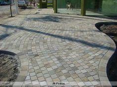 dica de calçada decorada em pedra basalto