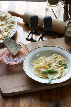 52 Plates of Delight: Spätsommer Ravioli ODER winter is coming