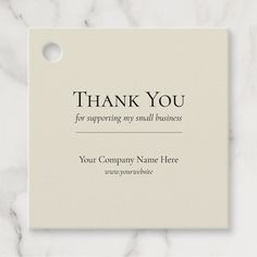 Thank You Card Design, Thank You Card Template, Thank You Cards, Card Templates, Bag Quotes, Tag Design, Graphic Design, Thanks Card, Hang Tags