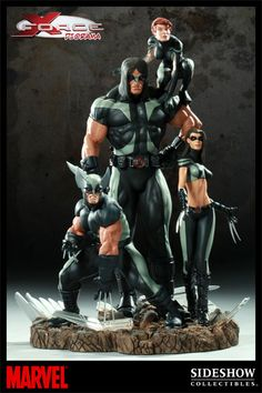 X-Force by Sideshow Collectibles