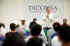 Focaliza Diconsa acciones para asegurar alimentos en Coahuila