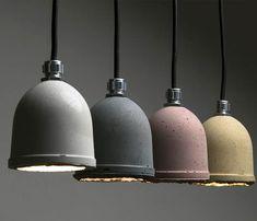 Mole Campana de Concreto - Desli | Design Your Life