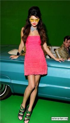 Behind the scenes at Love You Like A Love Song music video