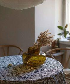 Marimekko, Flora, Table Decorations, Interior, Room, Design, Home Decor, Ideas, Urn