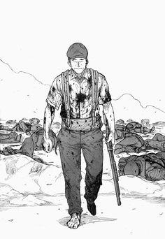 Read manga Ajin 021: File: 021 - Battlefield: Bad Company online in high quality