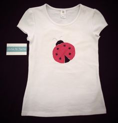 Another Lady Bird T made for Christmas pressies