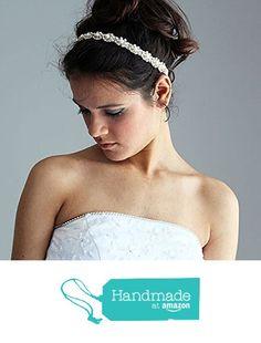 Wedding headband, Bridal Headband, Bridal Hair Accessory, y, Rhinestone and Pearl headband, Wedding hair Accessory from ADereli http://www.amazon.com/dp/B017QGE2FY/ref=hnd_sw_r_pi_dp_CQDvxb13XA463 #handmadeatamazon