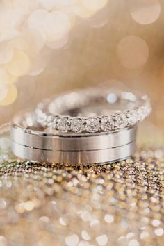 Gorgeous Wedding Bands / http://www.himisspuff.com/wedding-bands-for-women/5/