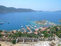 Antalya is a city on the Mediterranian coast of southwestern Turkey.  http://www.turkeytraveladvisory.com/turkey_tours/details/turkey_travel_destinations/27/Antalya/