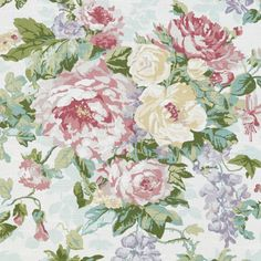 Pattern #42481 - 700 | Crestmore Traditional Prints Collection | Duralee Fabric by Duralee Page Two